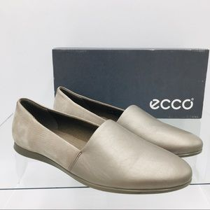 Ecco Touch Ballerina 2.0 Metallic Women's Flat